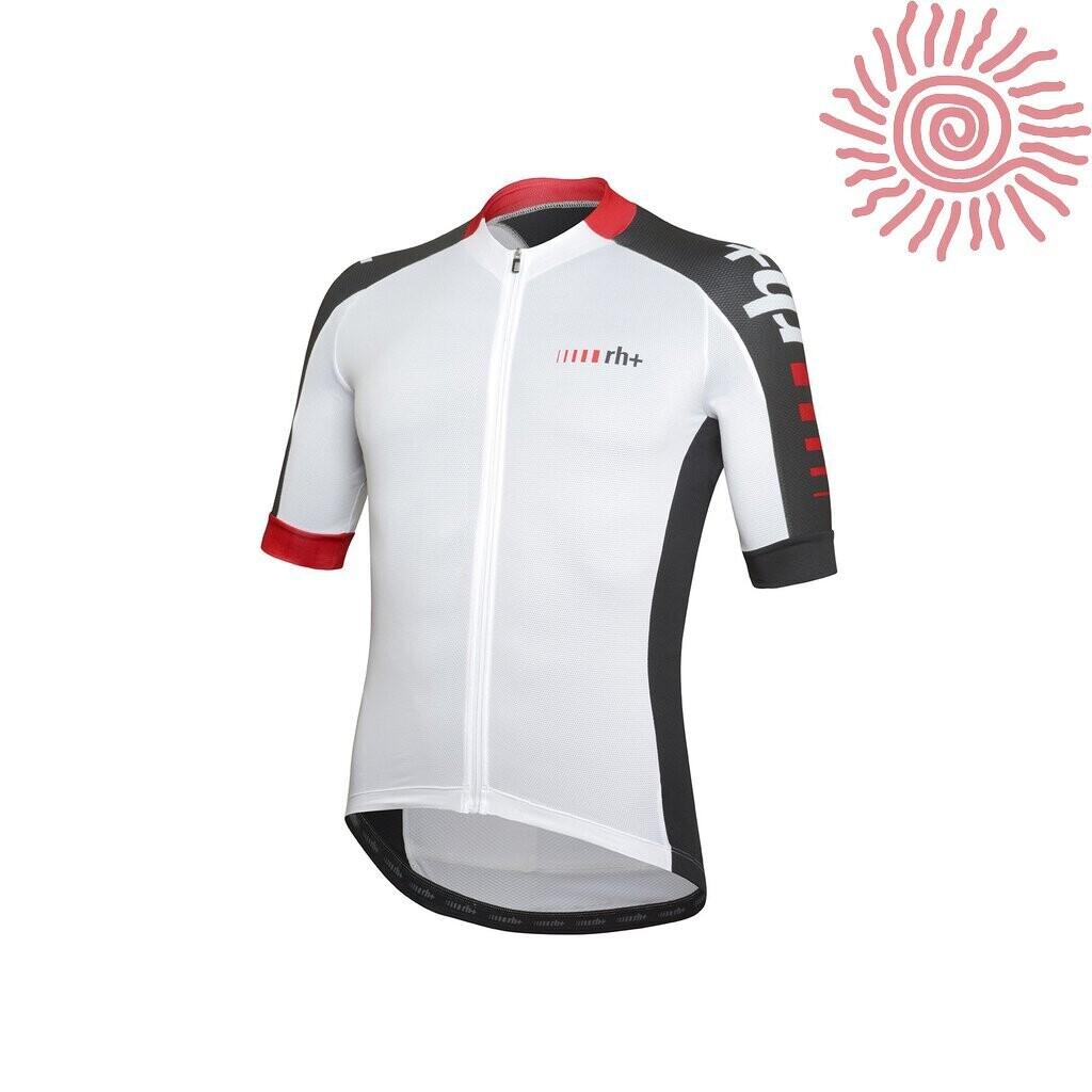 Zero RH Logo Jersey White