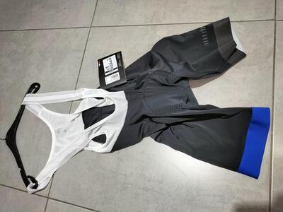 Zero RH Cuissard Prime Black Cobalt / Blue Reflex