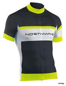 NorthWave - logo Black White Fluo