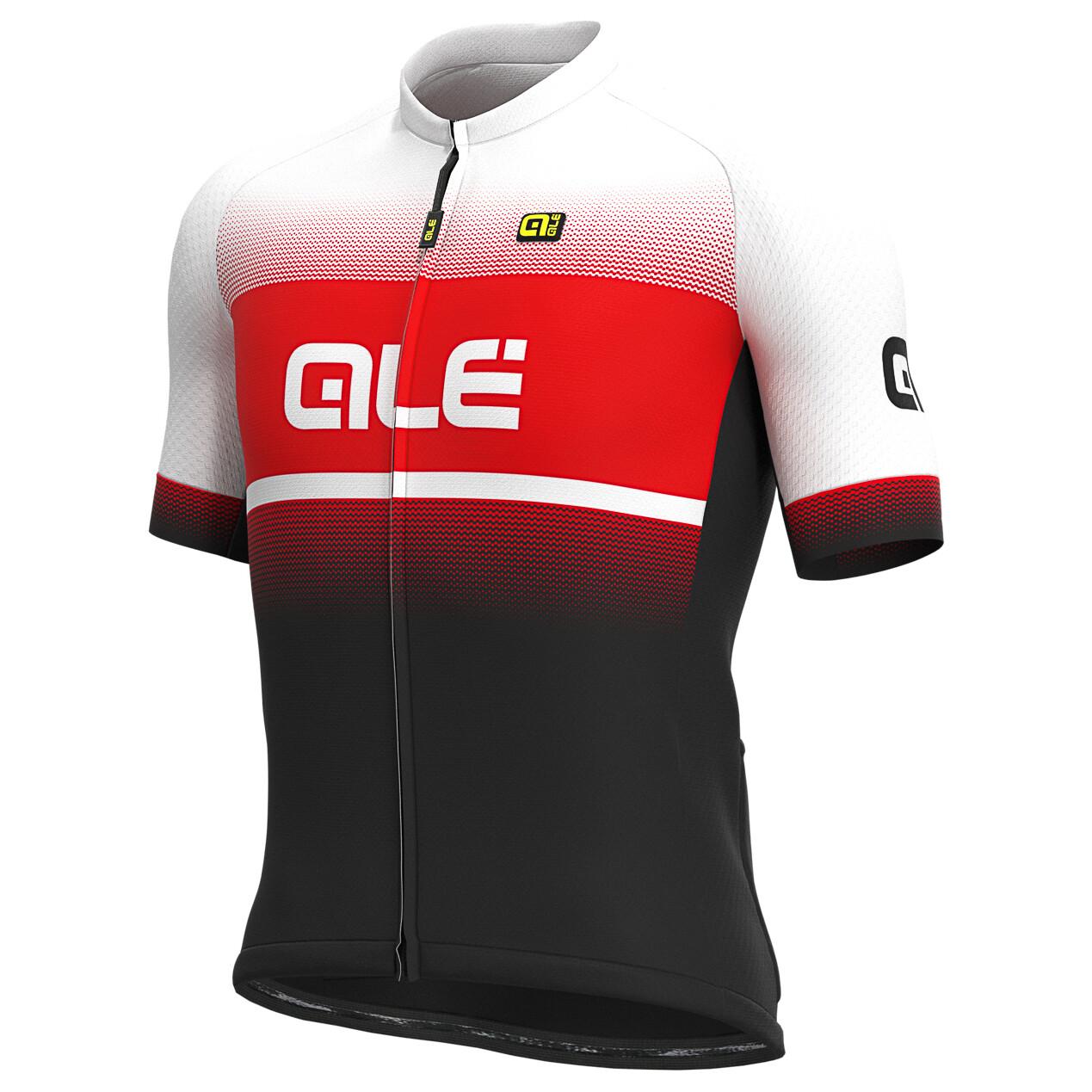 Alé Jersey Blend Black Red White