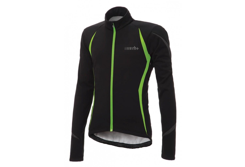 Veste Zero RH Flash Jacket Black Green Fluo
