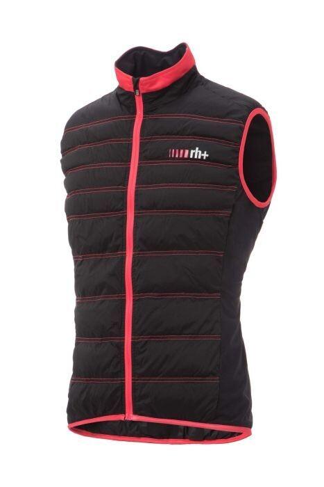 Zero RH Piumino Vest Black Red