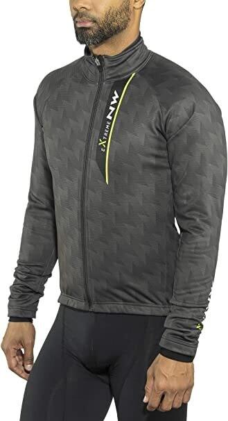 NothWave - Extreme 3 jacket black grey yellow fluo