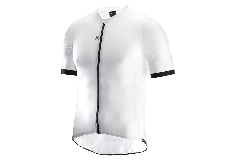 Katusha - NANO Jersey SS MEN - ES White Black