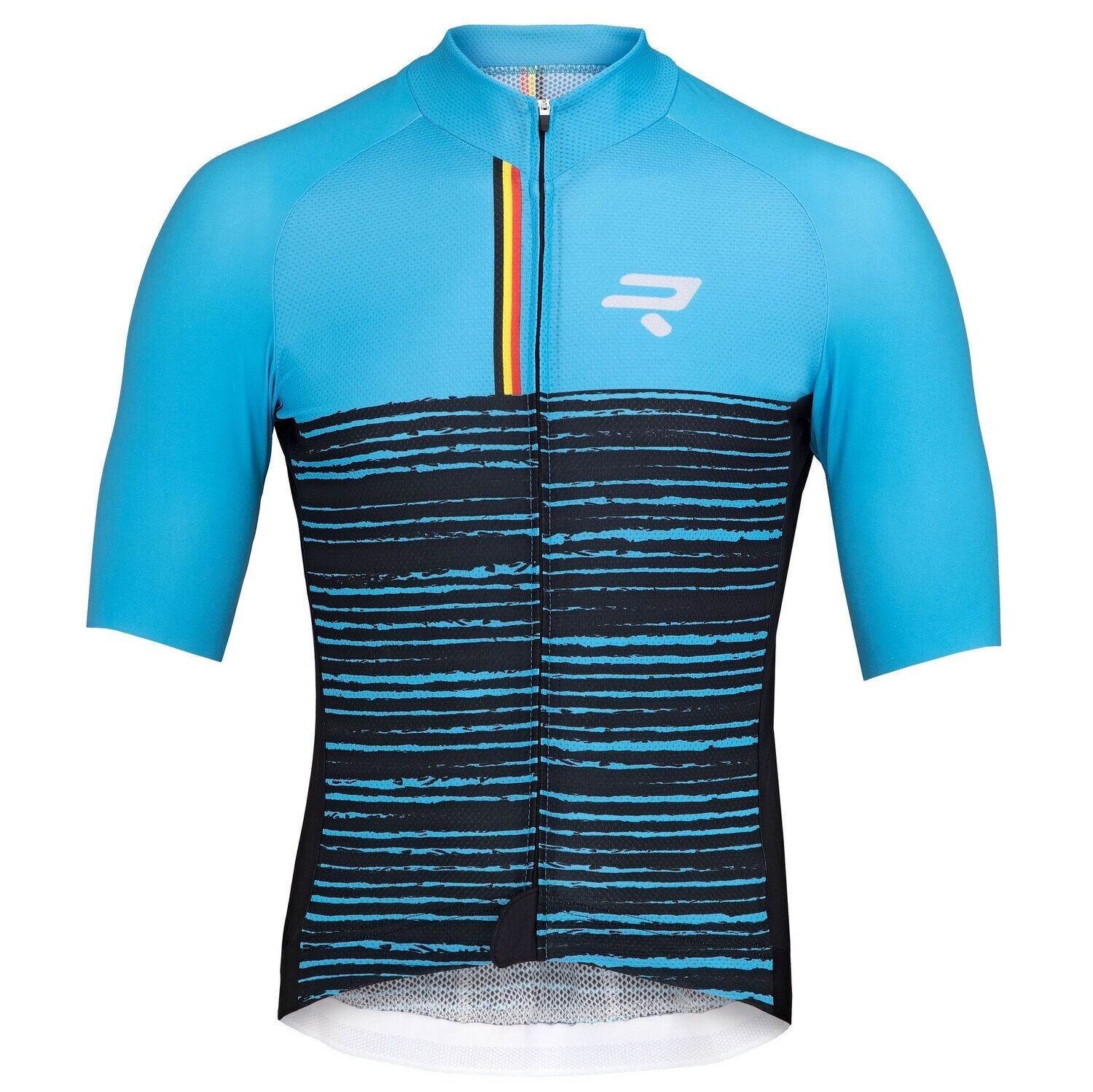 Maillot Ridley Performance Jersey Blue Black
