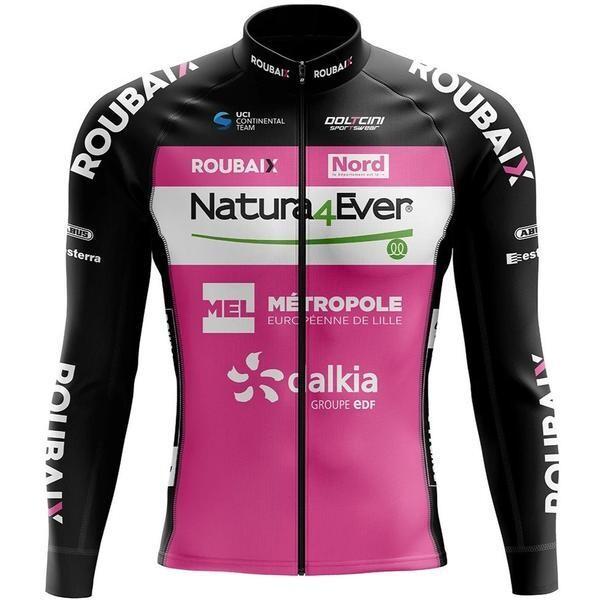 Veste Mi-Saison Pro Team Xelliss-Roubaix Lille Metropole