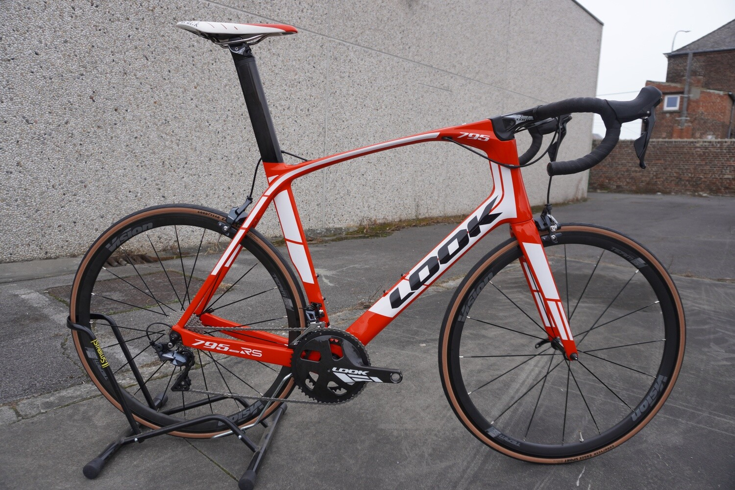 Look 795 Light RS Taille XL - Shimano Ultegra R8000
