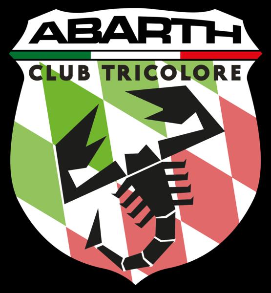 ABARTH CLUB TRICOLORE
