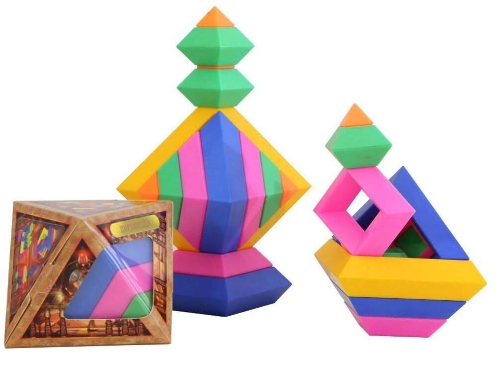 Пирамидка «Эрудит», тип 5