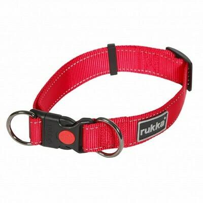 Rukka bliss collar - red