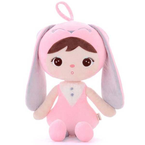 Metoo pink bunny doll (45 cm)