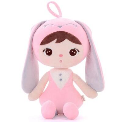 Metoo pink bunny doll (45 cm)