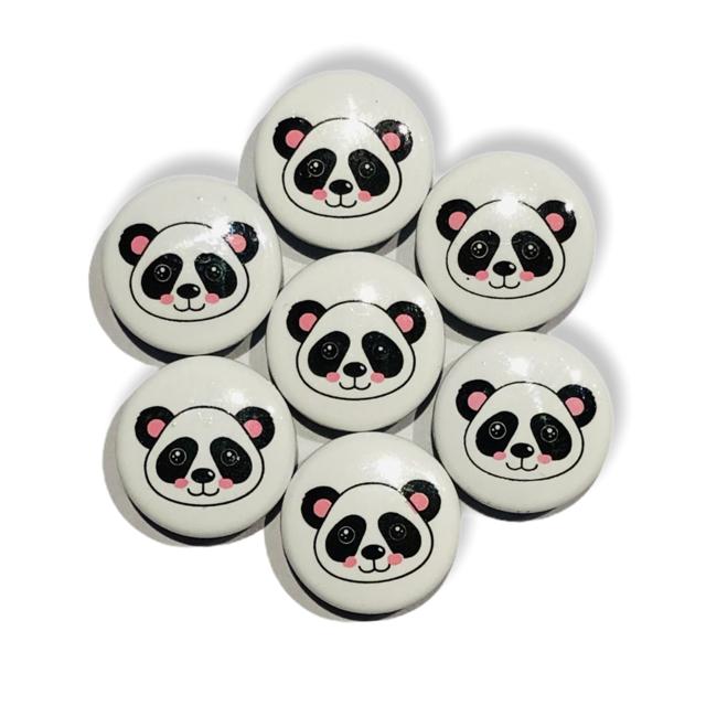 Panda tryckknappar - 11 mm