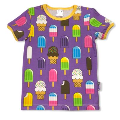 Purple icecreams t-shirt