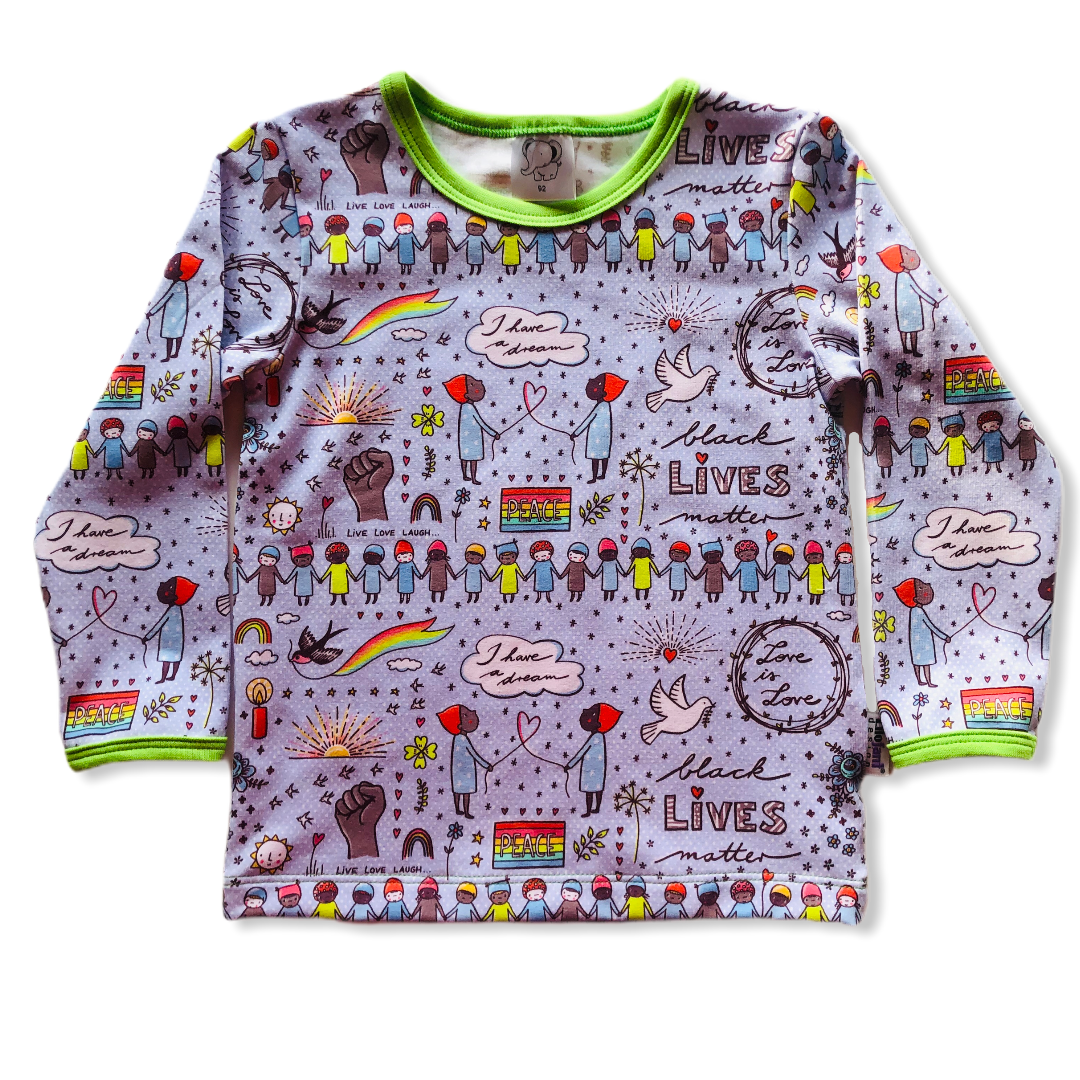 I have a dream långärmad tröja