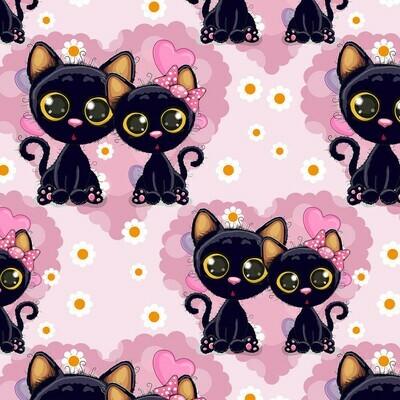 Light pink cats - 0,3 meter