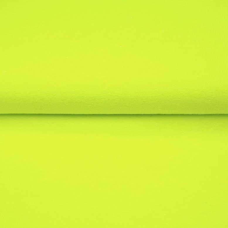 Neon gul mudd (35 cm x 2) - 0,5 meter