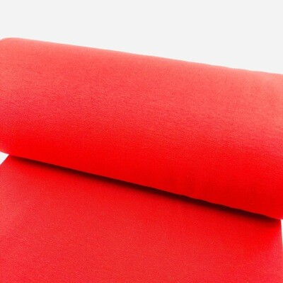 Red cuffs (35 cm x 2)