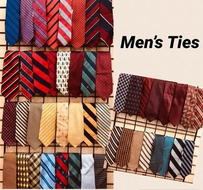 Men's Ties 5 for $5