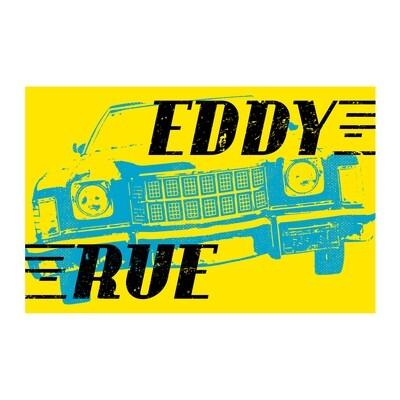 Rue Eddy wall print