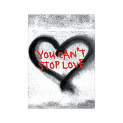 You can't stop love