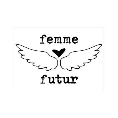 femme futur