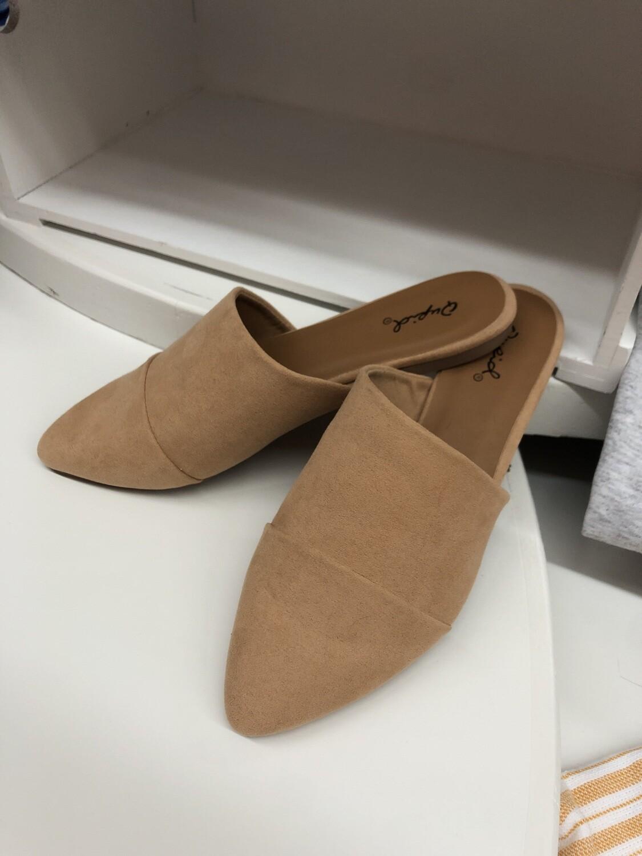 Flat Slip-Ons