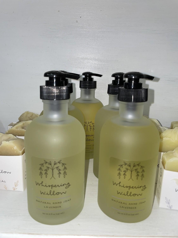 Pump Hand Soap