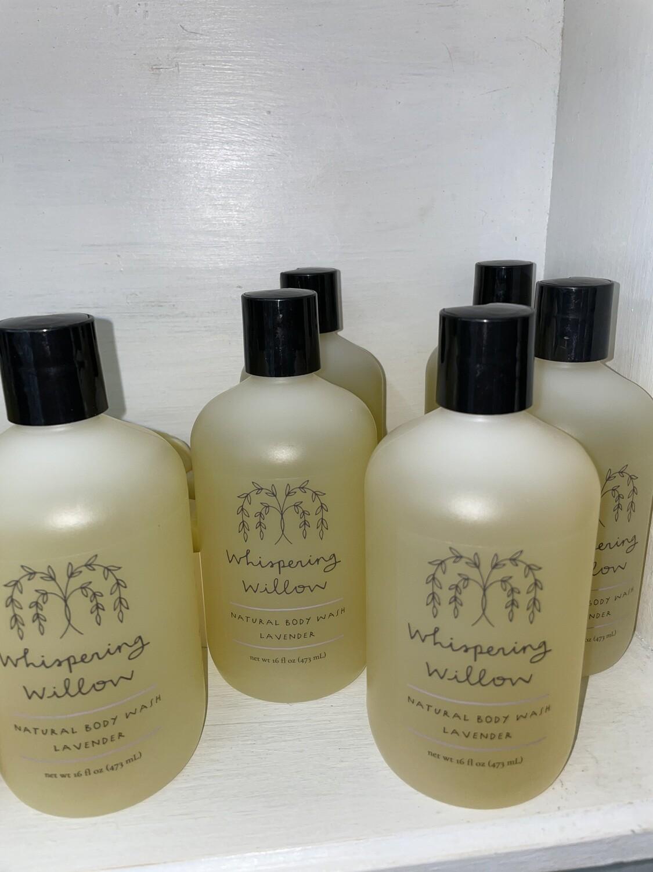 Body Wash Lavender