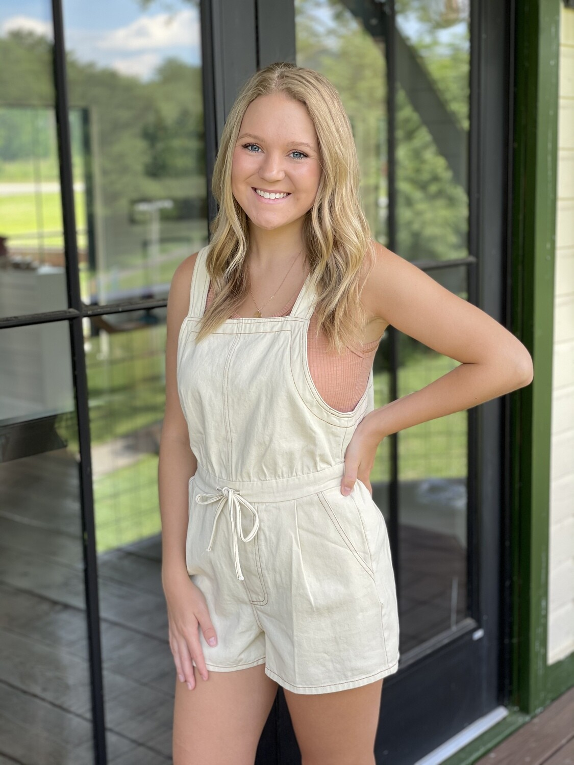 Painting The Town Romper