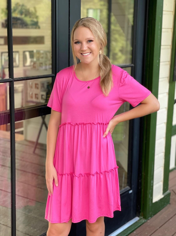 Feelin Pink Dress