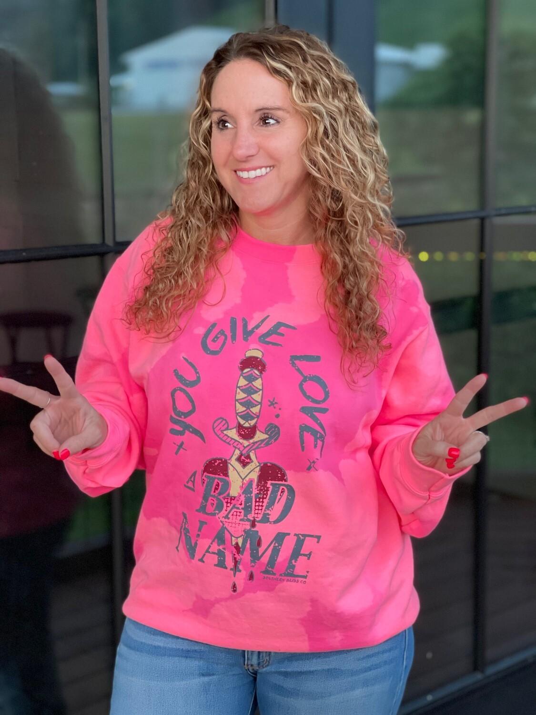 You Give Love Sweatshirt