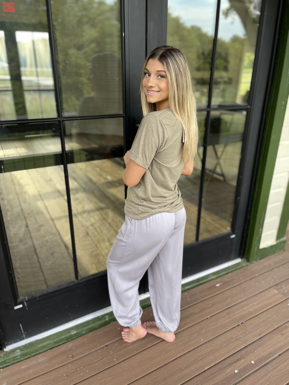 Dress To Impress Grey Pants