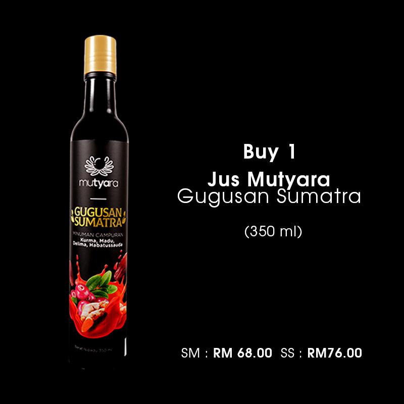 Jus Mutyara (Bottle)