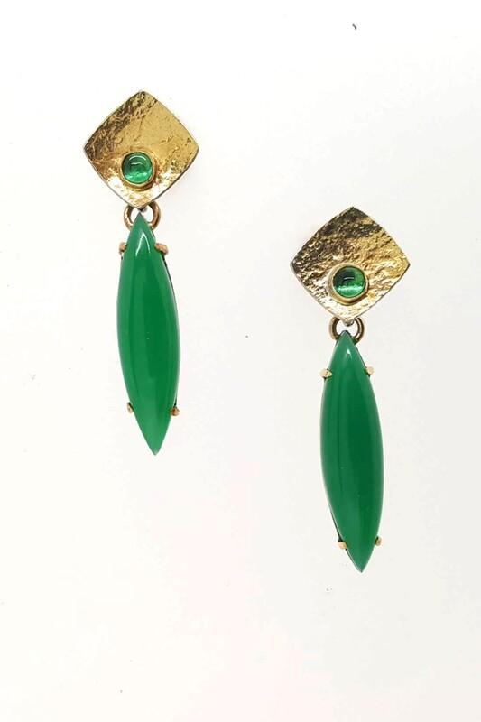 Lush Green Drops