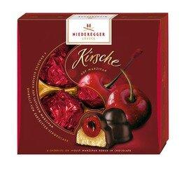 Niederegger Cherry on Marzipan Praline - 102g/3.55 oz