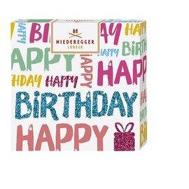 Niederegger Happy Birthday - 100g/3.5 oz