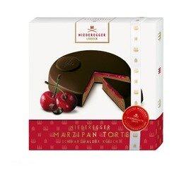 Niederegger Marzipan Cake - Blackforest/Cherry Flavor - 185g/6.58 Oz