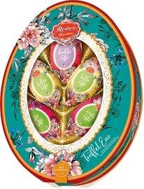 Reber Classic Trueffel Selection Assorted Egg Shaped Gift Box - 155g/4.93 oz