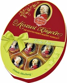Mozart Easter Gift Box with Mozart and Constance Kugel - 7.0 Oz