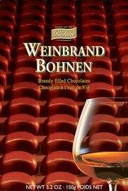VanNetten/Boehme Cognac Beans, Small Gift Box - 150g/5.3 oz