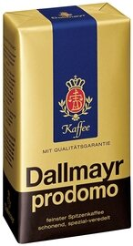 Dallmayr Prodomo Coffee - Case Pack (12x8.8 oz)