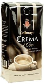 Dallmayr Crema d'Oro Whole Beans - 17.6 oz