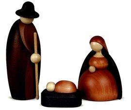 Bjoern Koehler Kunsthandwerk - Birth Scene of Jesus Christ