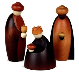 Bjoern Koehler Kunsthandwerk - Three Holy Kings