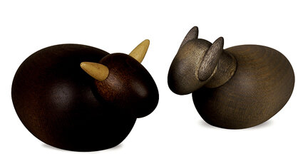Bjoern Koehler Kunsthandwerk - Ox and Donkey