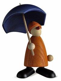 Bjoern Koehler Kunsthandwerk - Gratulant Charlie with Umbrella