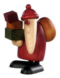Bjoern Koehler Kunsthandwerk - Santa - Bearing Gifts