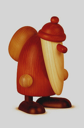 Bjoern Koehler Kunsthandwerk - Santa - Standing Position - Large