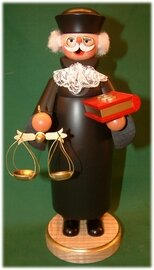 Eva Beyer - Incense Smoker - Civil Court Judge